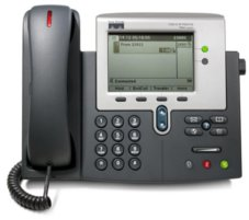 Cisco IP Phone CP-7941-G-GE photo