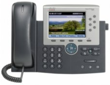 Cisco IP Phone CP-7965G photo