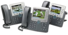 Cisco IP Phones photo