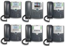 Cisco SPA500 Series Phones photo