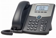 Cisco SPA512G Phone photo